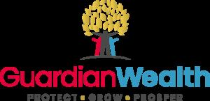 Guardian Wealth logo. Protect. Grow. Prosper